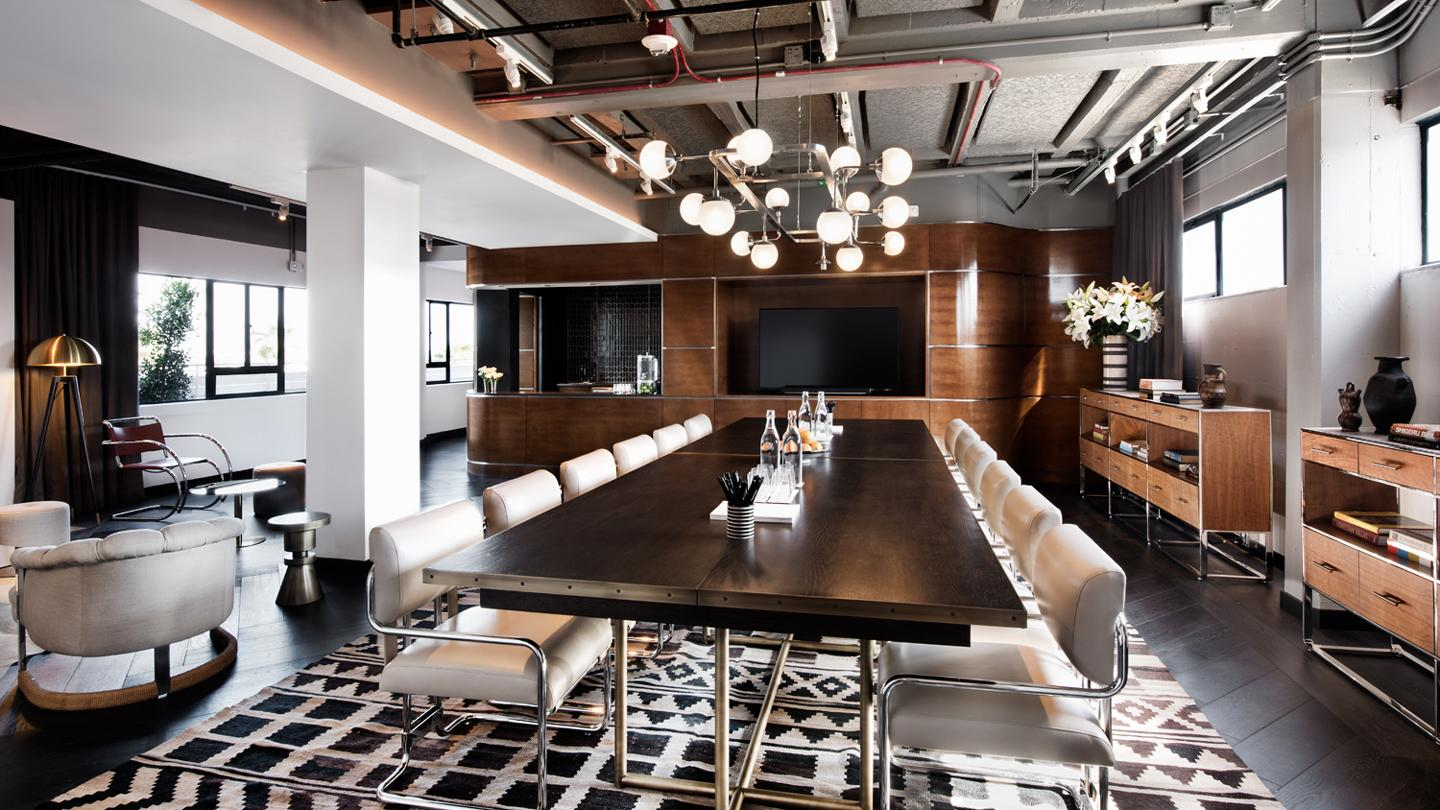Neuehouse Hollywood Rockwell Group