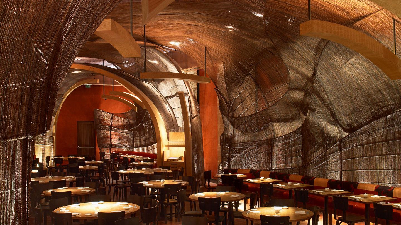 Nobu Dubai Rockwell Group