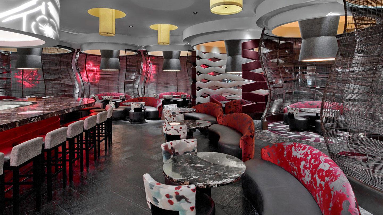 Nobu Hotel Caesars Palace Rockwell Group