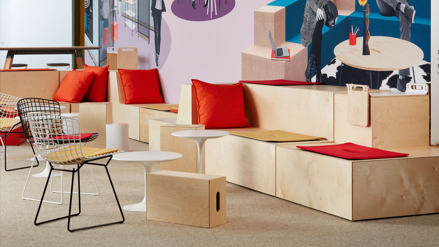 Rockwell Unscripted For Knoll Group