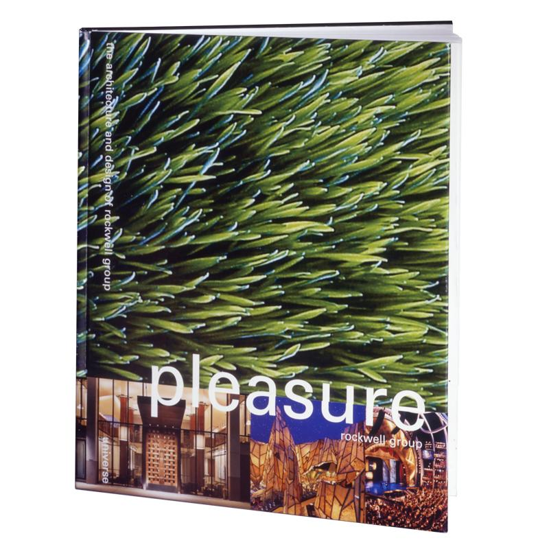 Cover of Pleasure book by David Rockwell