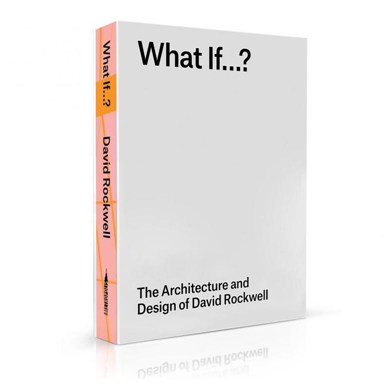 Cover of What If book by David Rockwell