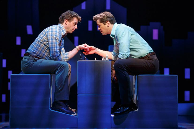 Falsettos Rockwell Group