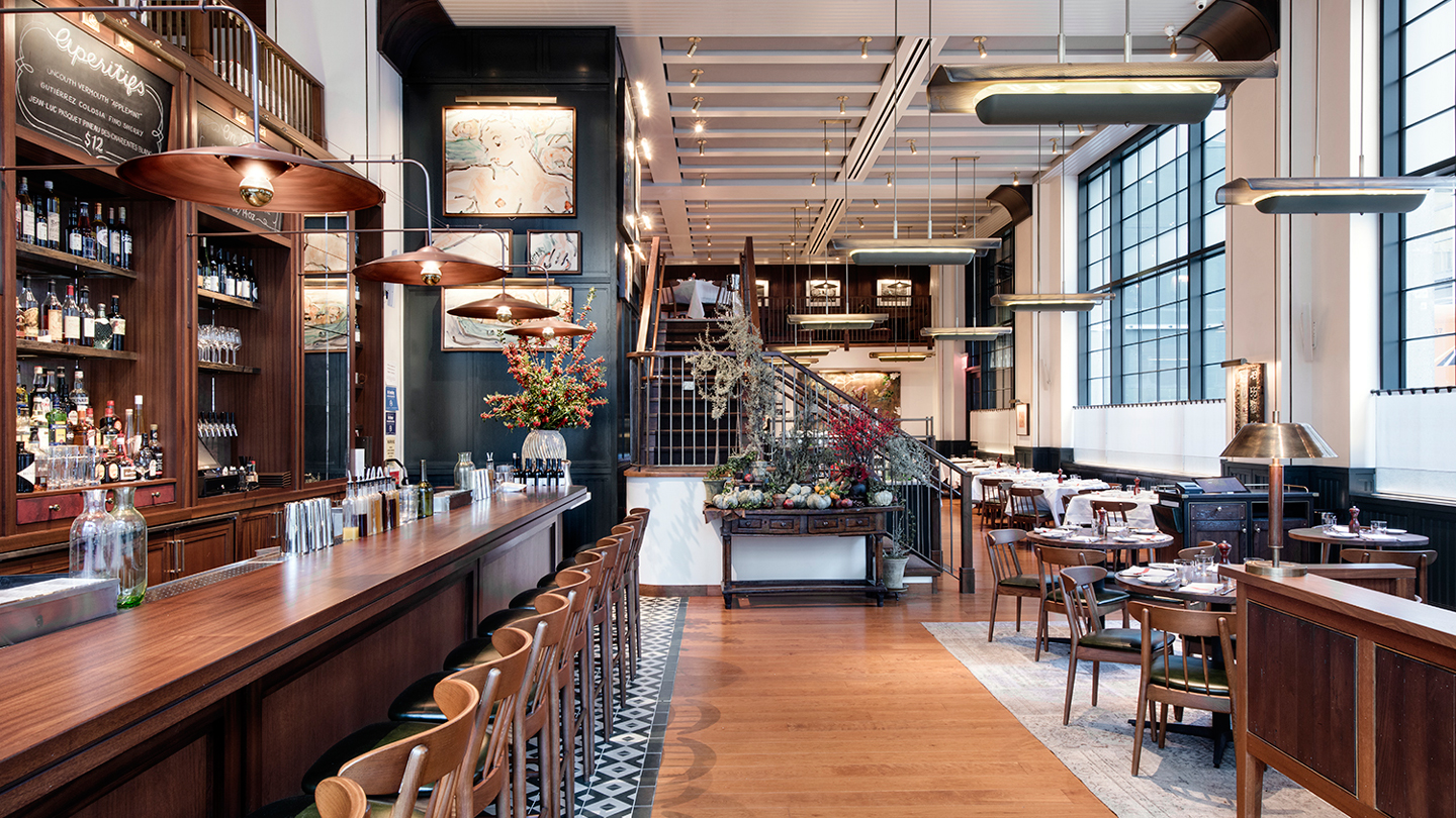 Union Square Cafe - Rockwell Group