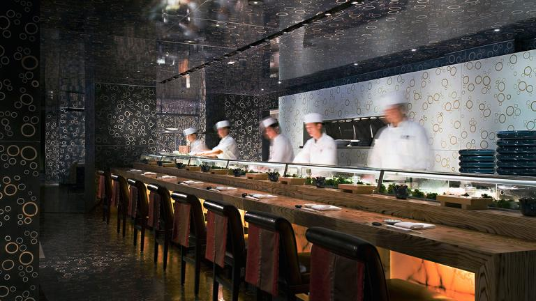 Nobu Fifty Seven - Rockwell Group