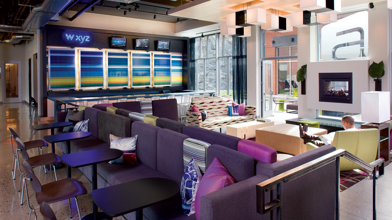 Hotels Interior aloft - rockwell group